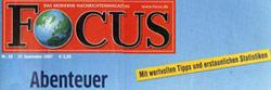 Focus Nr. 38 - Titel